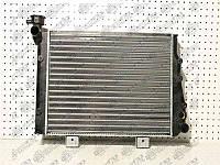 Радиатор вод. охлаждения ВАЗ 2107 (алюм.) (пр-во АМЗ,Луганск)