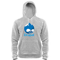 Толстовка с логотипом Drupal