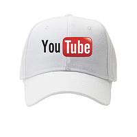 Кепка  с логотипом YouTube