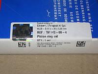 Кольца поршневые PSA 1,9 D DW8 4 Cyl. 82,20 2,0 x 2,0 x 3,0 mm (производитель SM) 791142-00-4
