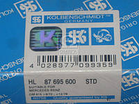 Вкладыши коренные MB PASS-L STD OM615/OM616 (производитель KS) 87695600