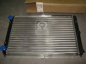 Радиатор водяного охлаждения ВАЗ 2108/9 MT 87- (Van Wezel) СAМAРA, 26002008