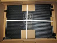 Конденсор кондиционера TRAFIC/PRIMAST/VIVARO 06- (Van Wezel) 43005400