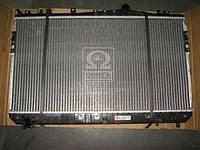 Радиатор NUBIRA/LACETTI MT 03- (Van Wezel) 81002073