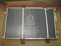 Конденсор кондиционера VECTRA C/SIGNUM NT-DIES (Van Wezel) 37005333