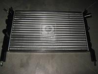 Радиатор ASTRA F 1.4/1.6 LONG PIN (Van Wezel) 37002023