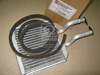 Радиатор отопителя CORSA B/COMBO/TIGRA MT/AT (Van Wezel) 37006197