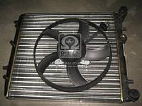 Радиатор FABIA/POLO4 MT -AC 01- (Van Wezel) 76002013