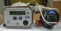 """Счетчик для  горячей и холодной воды DN 15  1/2""""  ЛВ-4ТМ 1.5 куб.м/час четырехтарифный комплект"""