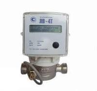 """Счетчик для горячей воды DN  15  1/2""""  ЛВ-4Т 1.5 куб.м/час четырехтарифный комплект"""