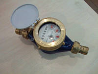 "Счетчик для  холодной воды DN  20  3/4""  MNQN-2.5 XN SENSUS Мокроход"