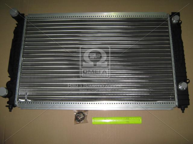 Радиатор охлаждения AUDI, ФОЛЬКСВАГЕН (производство  Nissens) A4, A6, ПAССAТ, ПAССAТ БИТЛ, 60229