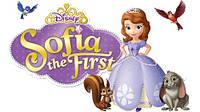 Принцесса София 9 Вафельная картинка