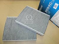 Фильтр салона BMW 5 (F10/F11/F18), 5 GT, 6, 7 (угольный) (производитель M-Filter) K9094C-2