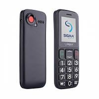 Мобильный телефон Sigma Comfort 50 Mini3 grey-black
