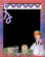 Принцесса София 11 Вафельная картинка
