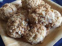 Кокосовое овсяное печенье без глютена