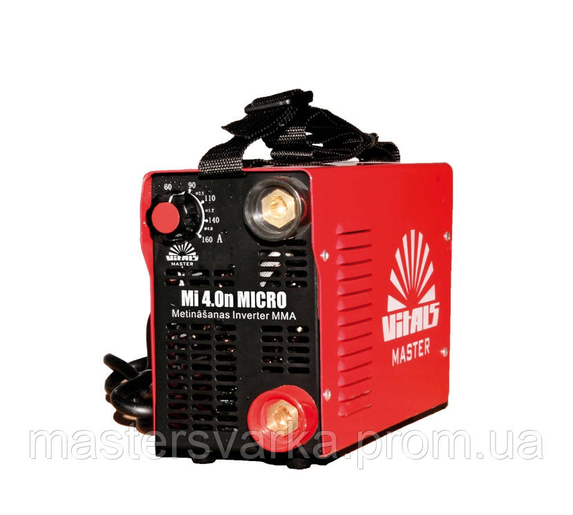 Сварочный аппарат Vitals Master Mi 4.0n MICRO
