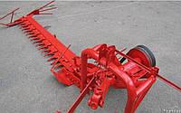 Косилка  тракторная пальцевая КТП - 1.5  с карданом и запасным ножем
