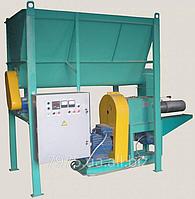 Продам пресс для брикетирования шнековый УБТ-350