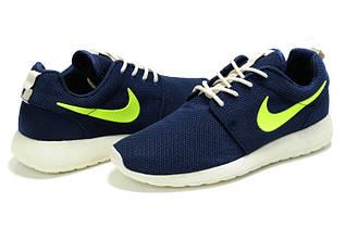 Кроссовки мужские Nike Roshe Run / RRM-003 (Реплика)