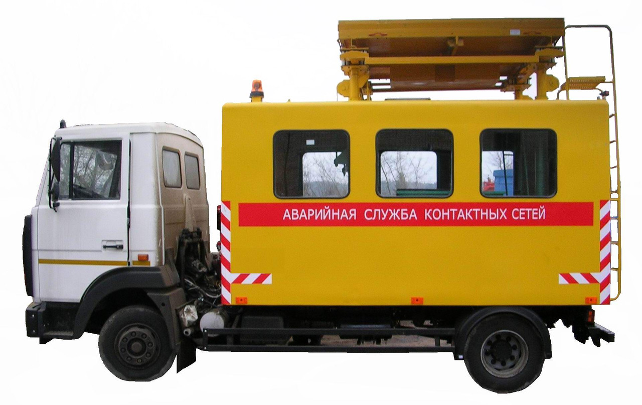 АТ-70М-041 машина аварийная на базе МАЗ (длинная база)
