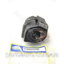 Втулка стабілізатора .Опора стабілізатор SASIC 2300006 Peugeot 206 diam21