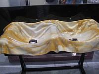 Искусственный гранит и мрамор в интерьере
