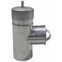 Ревизия, грибок, флюгер с термоизоляцией для дымоходов марки AISI 201