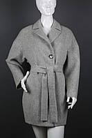 Пальто женское демисезонное шерстяное 204-65