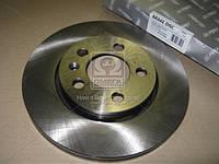 Диск тормозной (RD.3325.DF2803) SKODA FABIA/OCTAVIA 97-/VW GOLF IV передн. (RIDER)