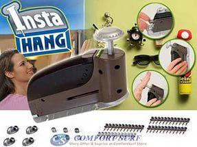 Автоматический забиватель гвоздей insta hang, фото 2