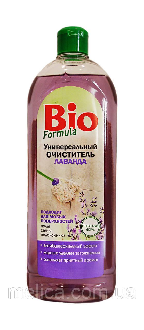 Универсальный очиститель Bio formula Лаванда для любых поверхностей - 750 мл.