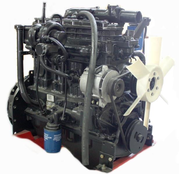 Двигатель ЗИЛ-5301 Бычок
