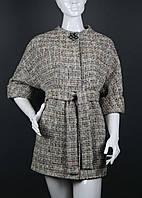 Пальто женское демисезонное шанель 214-57
