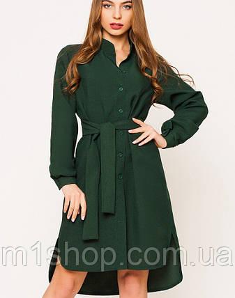 Платье-рубашка | Евгения leo, фото 2