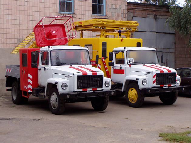 Ремонтые работы оборудования автовышек телескопических ТВГ-15Н, машин аварийных АТ-70М-041, фото 2