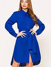 Платье-рубашка | Евгения leo, фото 3