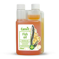 Витамины для собак Canvit Fish Oil (Канвит Рыбий жир)