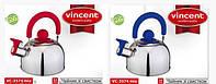 Vincent Чайник 2,5л VC-3574 mix, VC-3574 mix (168556) /П1