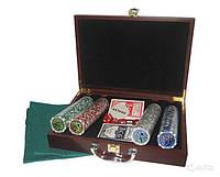 Как выбрать набор для игры в покер не выходя из дома