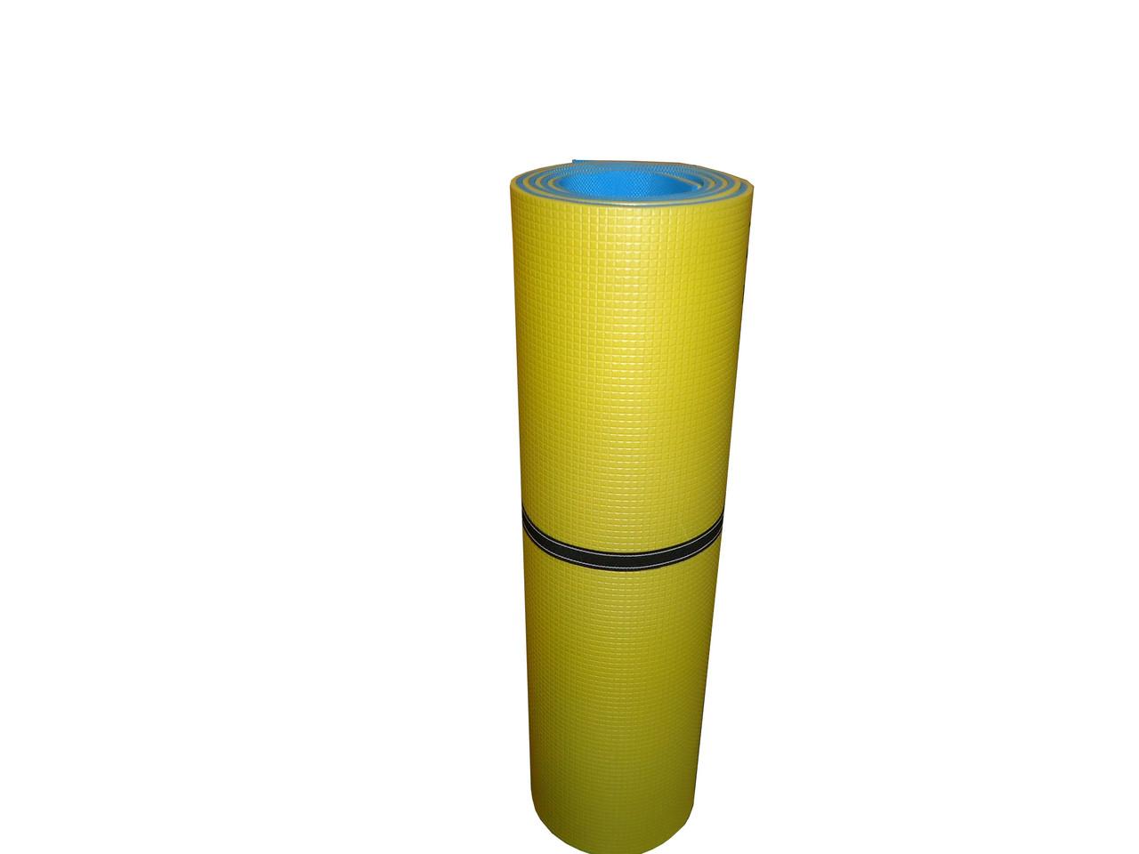 Ковер туристический двухслойный (каремат)