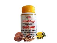 Лакшади гугул - лечения переломов и трещин костей, удаляет остеофит, Lakshadi Guggal (50gm)