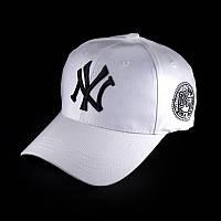 Бейсболка New York Yankees (A) белая