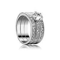Обручальные кольца тройные