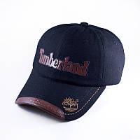 Бейсболка Timberland черная