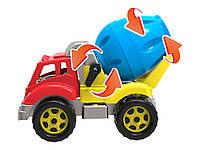 Транспортная игрушка Автомиксер ТехноК арт.3718, фото 1
