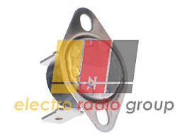 Термостат KSD301(KSDA323)-115V 10А 115*C