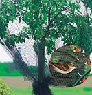 """Защитная сетка от птиц Польша """"Bradas"""" зеленая 4*5м, фото 3"""