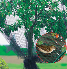 Защитная сетка от птиц Bradas Польша зеленая 4*300м купить